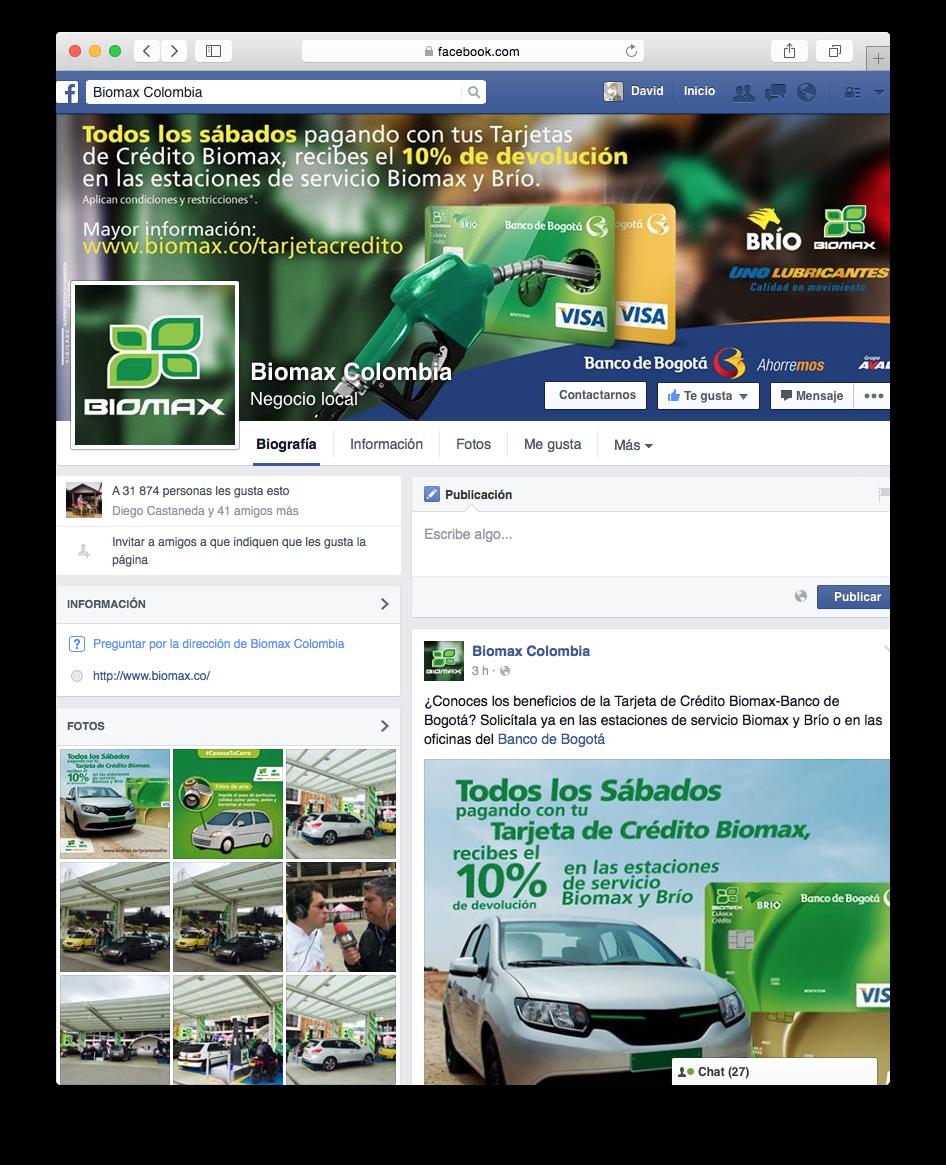 2013 Facebook Community