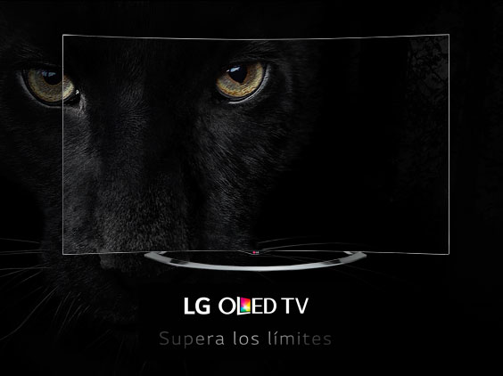 "LG OLED ""Perfect black"""